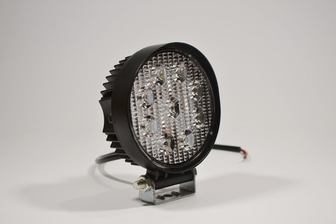 Светодиодная LED фара рабочая  36Вт,(4Вт*9ламп) Узкий луч