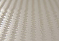 Карбоновая пленка 3D белый 100х152 см.