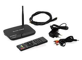 Приставка Smart Android TV box RK3128 QUAD, 1/8Gb