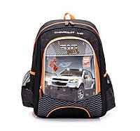 """Школьный рюкзак с рисунком """"Машинка"""""""