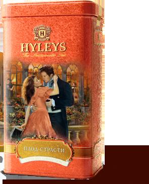 Чай  Hyleys Плод Страсти 125г.