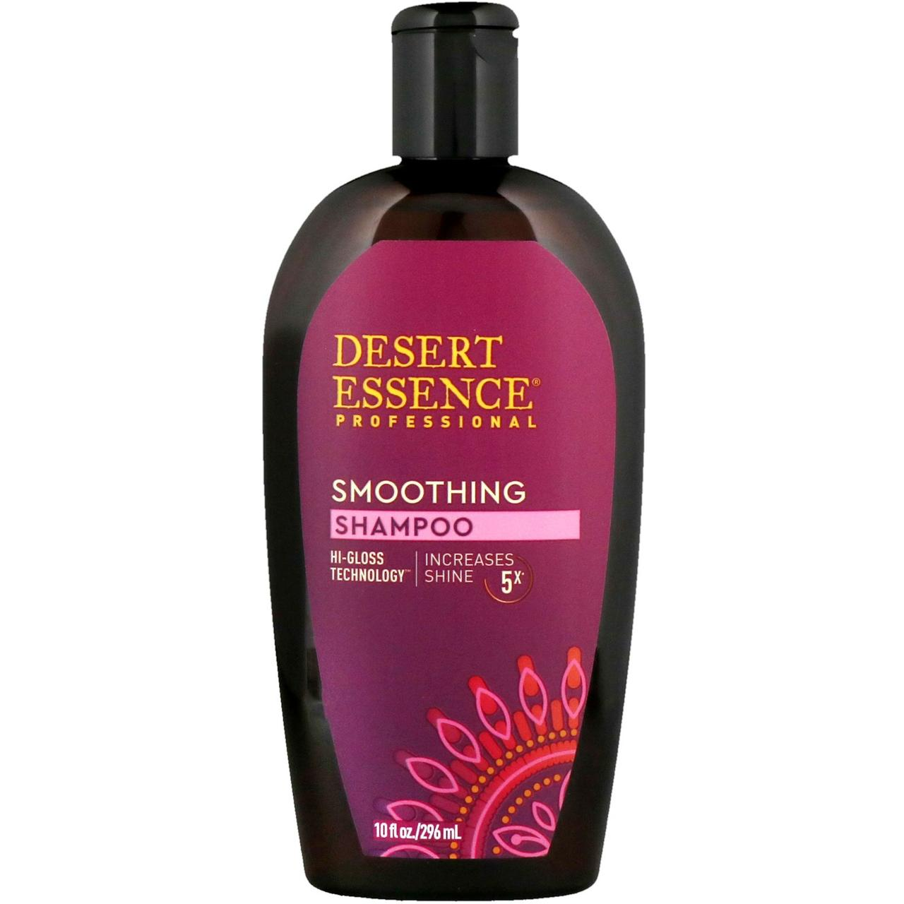 Разглаживающий шампунь (296 ml) Desert Essence