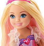 Набор Барби Клуб Челси принцесса с единорогами, фото 3