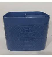Контейнер двойной с вкладышем Titiz Vintage TP-577 Синий #O/Z