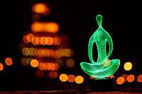 """3d светильник """"Медитация"""" 3DTOYSLAMP"""