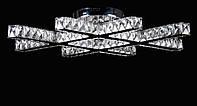 Светодиодная хрустальная люстра L78307/18 (CR+SHANBIN) LED