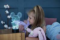 """Детский ночник - светильник """"Коала"""" 3DTOYSLAMP, фото 1"""