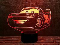 """Детский ночник - светильник """" Автомобиль 26 """" 3DTOYSLAMP, фото 1"""
