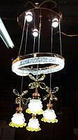 Люстра светодиодная LED подвесная 018-4 - Распродажа!, фото 1