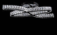 Светодиодная хрустальная люстра L78306/16 (CR+SHANBIN) LED, фото 1