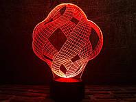 """Сменная пластина для 3D ночника """"Фантазия"""" 3DTOYSLAMP, фото 1"""