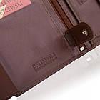 Шкіряний гаманець BETLEWSKI з RFID 12,8 х 10 х 2,5 (BPM-BH-62) - коричневий, фото 7