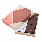 Шкіряний гаманець BETLEWSKI з RFID 12,8 х 10 х 2,5 (BPM-BH-993) - коричневий, фото 2