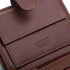 Шкіряний гаманець BETLEWSKI з RFID 12,8 х 10 х 2,5 (BPM-BH-993) - коричневий, фото 9