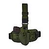 Кобура тактическая набедренная для пистолета Макарова олива.