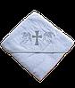 Полотенце для крещения с уголком 92*92 380г/м2 (TM Zeron), Турция 1185864124
