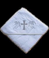 Полотенце для крещения с уголком 92*92 380г/м2 (TM Zeron), Турция 1185864124, фото 1