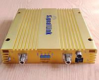Усилитель мобильной связи Huaptec F/S-9027-G PRO 900 МГц с защитой сети. Огромная площадь покрытия (2000-4000