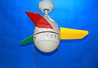 Люстра вентилятор LF0118A-14(WT)