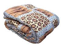 Одеяло закрытое овечья шерсть (Бязь) Двуспальное T-51256, фото 1