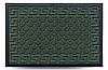 Коврик придверный 60х90 см зеленый Grass Dariana D-5439
