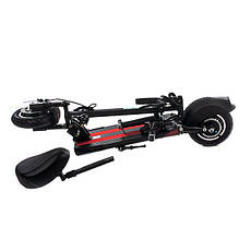 """Електросамокат Road Scooter Н06С 10"""" зі знімним сидінням 500W/ 12Ah, до 45 км. год/до 40км, фото 3"""