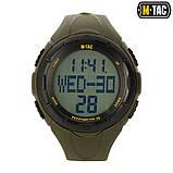 Годинник тактичні з крокоміром M-tac Olive (50001001), фото 3
