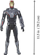 Фигурка Железный человек Мстители Финал 30 см Avengers Marvel  Iron Man 12  Оригинал от Hasbro, фото 3