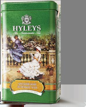 Чай Hyleys Зеленый Английский 125г