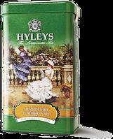 Чай зелёный Hyleys Английский 125г ж/б