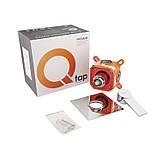 Смеситель скрытого монтажа для биде Q-tap Form CRM 001AB SQ, фото 4