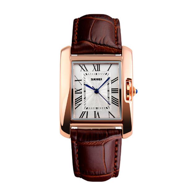 Женские часы Skmei 1376 Brown
