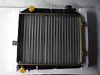 Радиатор охлаждения Москвич 2140 , 412 алюминиевый