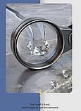 Надміцний пінцет MECHANIC iT-11 Master підвищеної міцності HRC45 стійкий до деформації . Прямий, фото 9