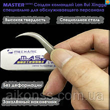 Сверхпрочный пинцет MECHANIC iT-15 Master высокой точности HRC45 устойчив к деформации . Изгиб