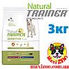 Корм Трейнер Natural Trainer Medium&Maxi для собак средних и крупных пород с кроликом и рисом 3 кг