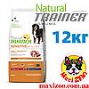 Корм Трейнер Natural Trainer Medium&Maxi для собак средних и крупных пород с уткой и рисом 12 кг