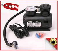 Автомобильный компрессор электро насос, электрический насос компрессор для авто ПОРШНЕВОЙ
