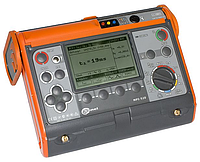 Измерители параметров электробезопасности электроустановок MPI-520.
