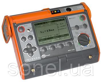 Універсальний вимірювач параметрів електробезпеки електроустановок з сертифікатом MPI-520UA.