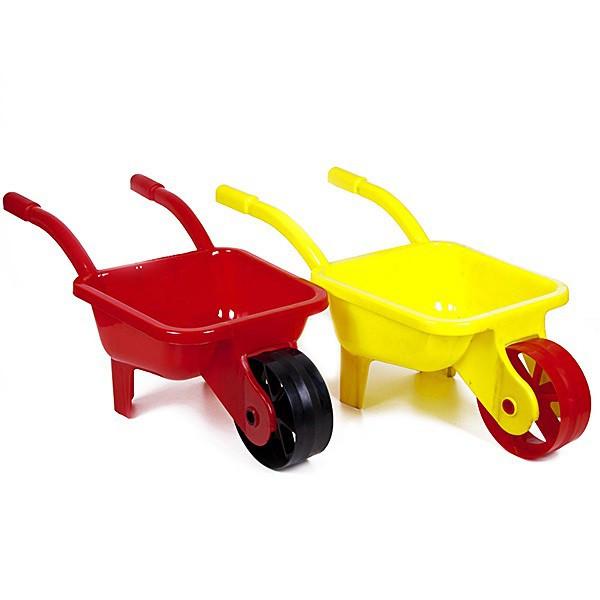 Тачка детская игрушечная 01-123