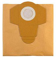 Набор мешков для пылесоса строительного 20л 5шт Einhell 2351152