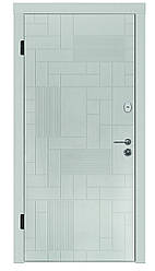 """Металеві двері """"Портала"""" для квартири (серія Комфорт) ― модель Каскад 2"""