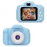 Детский цифровой мини фотоаппарат DC500, фото 4