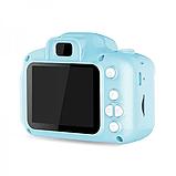 Детский цифровой мини фотоаппарат DC500, фото 5