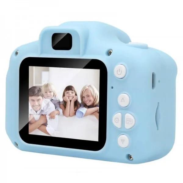 Детский цифровой мини фотоаппарат DC500