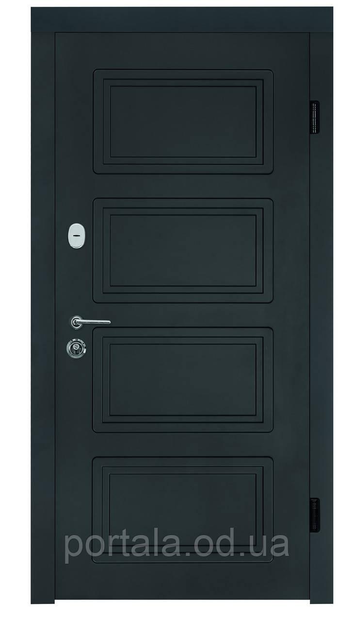 """Вхідні двері """"Портала"""" (серія Комфорт) ― модель Дублін"""