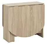 Комлект кухонный ( стол раскладной + 4 стула) светлый, фото 4