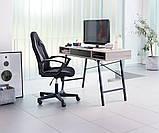 Кресло компьютерное геймерское черное, фото 4
