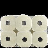 Полотенца бумажные в рулоне Primier 2-х слойные 100% целлюлоза (6*150листов) 1уп/6шт (1ящ/2уп), фото 1